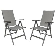 Reclining High Back Patio Chair (Set of 2)