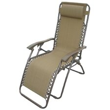 Deluxe Zero Gravity Ergonomic Recliner