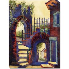 <strong>West of the Wind Outdoor Canvas Art</strong> San Martino Outdoor Canvas Art