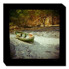 Alone Outdoor Photographic Print on Canvas