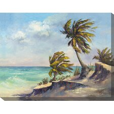 Westerly Breeze Painting Print on Canvas