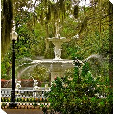 Southern Charm Photographic Print on Canvas