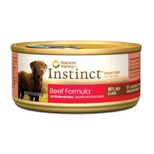 Instinct Grain-Free Beef Canned Dog Food