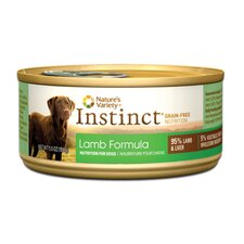 Instinct Grain-Free Lamb Canned Dog Food