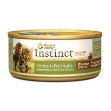 Instinct Grain-Free Venison Canned Cat Food