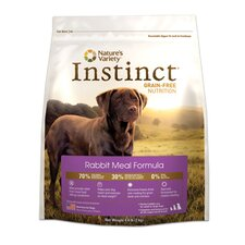 Instinct Grain-Free Rabbit Meal Dry Dog Food