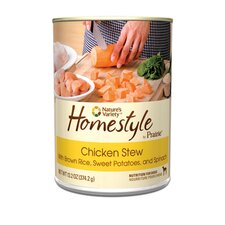 Prairie Homestyle Chicken Stew Canned Dog Food (13.2-oz, case of 12)