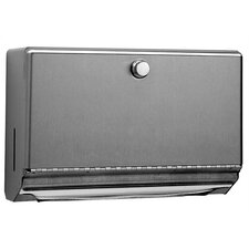 <strong>Bobrick</strong> Classic™ Series Knob Latch Paper Towel Dispenser