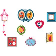 Picture Frames Wallstickers