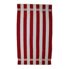 <strong>Kaufman Sales</strong> Joey Velour Stripe Beach Towel/Bath Sheet