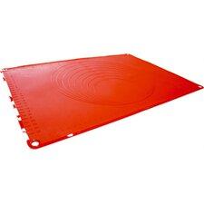Ausroll-/ Backmatte in Rot