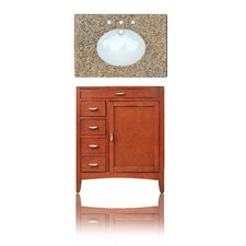 "Metropolitan 31"" Single Basin Vanity Set"