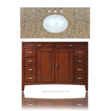 "<strong>Westport Bay</strong> Metropolitan 48"" Single Basin Vanity Set"