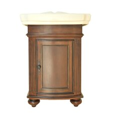 "EuroClassique 19"" Traditional Square VanEstal TM Cabinet Vanity Set"