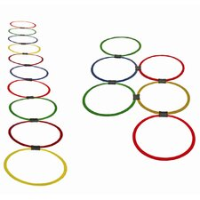 Hoop Ladder in Bag (Set of 20)