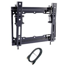 "Tilt Wall Mount for 17"" - 36"" LED / LCD / Plasma"