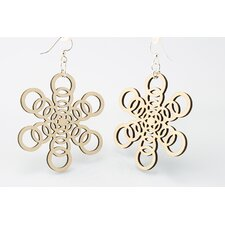 Circle Stars Earrings