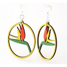 Bird of Paradise Earrings