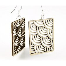 Modern Square Earrings