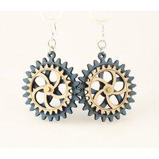 Kinetic Drop Earrings
