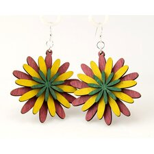 Petalled Layers Earrings