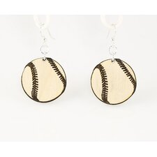 Baseballs Earrings