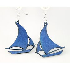 Sailboats Earrings