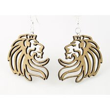 Stone Lions Earrings
