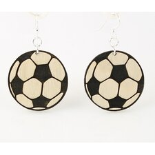 Soccer Balls Earrings