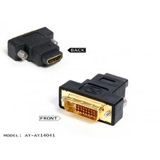 Home HDMI Female to DVI Male Adapter