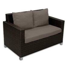 Skye Venice Loveseat with Cushions