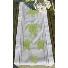 Sea Turtle Table Runner