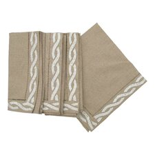 Rope Dinner Napkins (Set of 4)