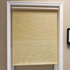 <strong>Chicology</strong> Lattice Natural Woven Roller Blind