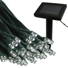 <strong>Pacific Accents</strong> 100 Light Solar String Light