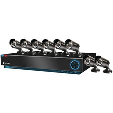 Trublue 8 Channel DVR with 8 Cameras
