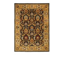 <strong>Liberty Oriental Rugs</strong> Tempest Light Gold/Cola Rug