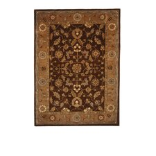 Tempest Dark Brown/Light Brown Rug