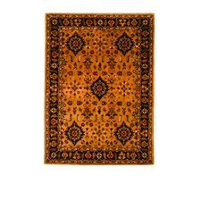 <strong>Liberty Oriental Rugs</strong> Tempest Light Brown/Cola Rug