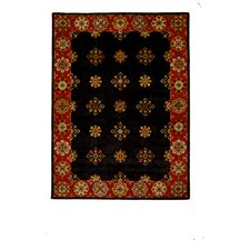 <strong>Liberty Oriental Rugs</strong> Tempest Black/Red Rug