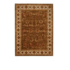 <strong>Liberty Oriental Rugs</strong> Tempest Brown/Yellow Rug