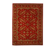 <strong>Liberty Oriental Rugs</strong> Tempest Red/Green Rug