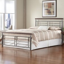 <strong>Fashion Bed Group</strong> Fontane Metal Bed