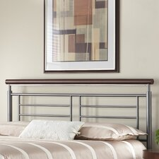 <strong>Fashion Bed Group</strong> Fontane Metal Headboard