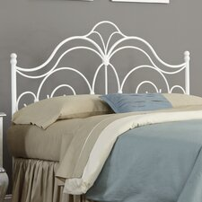 Rhapsody Metal Headboard