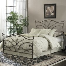 Papillon Metal Bed