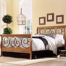 <strong>Fashion Bed Group</strong> Dunhill Sleigh Bed