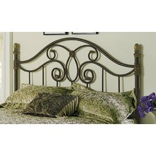 Dynasty Metal Headboard