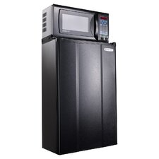 3.6 cu ft Refrigerator with .7 cu ft Microwave Oven