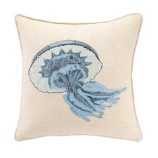 Jellyfish Feather Down Pillow